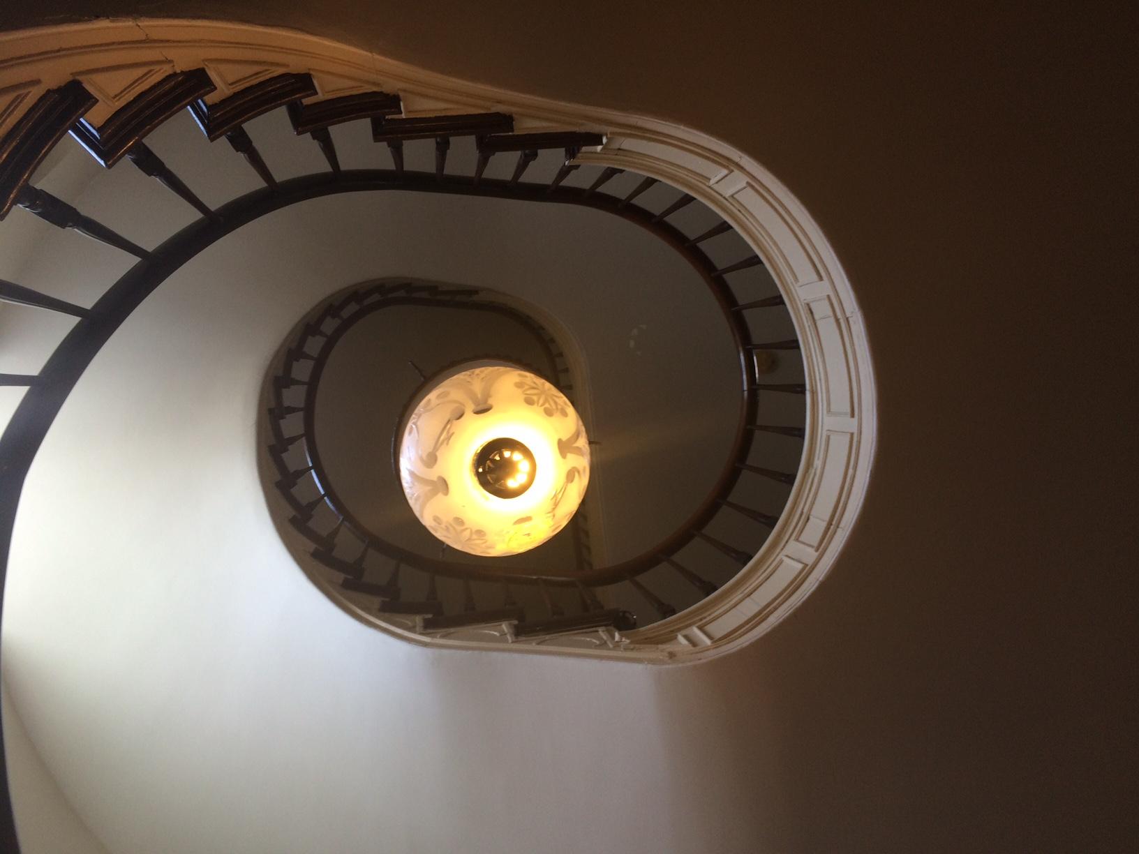 Inside Ten Broeck Mansion: Part 1