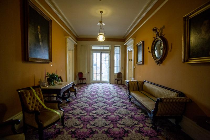 Tales From Ten Broeck Mansion
