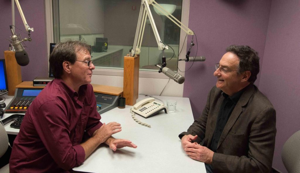 "#1336: ""Talking Science With Ira Flatow"""