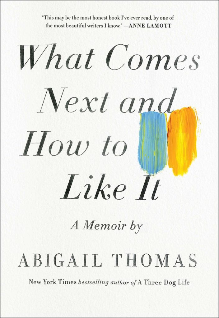 #1421 – Abigail Thomas