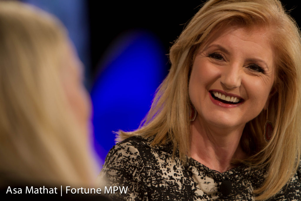 #1403: Arianna Huffington On Sleep