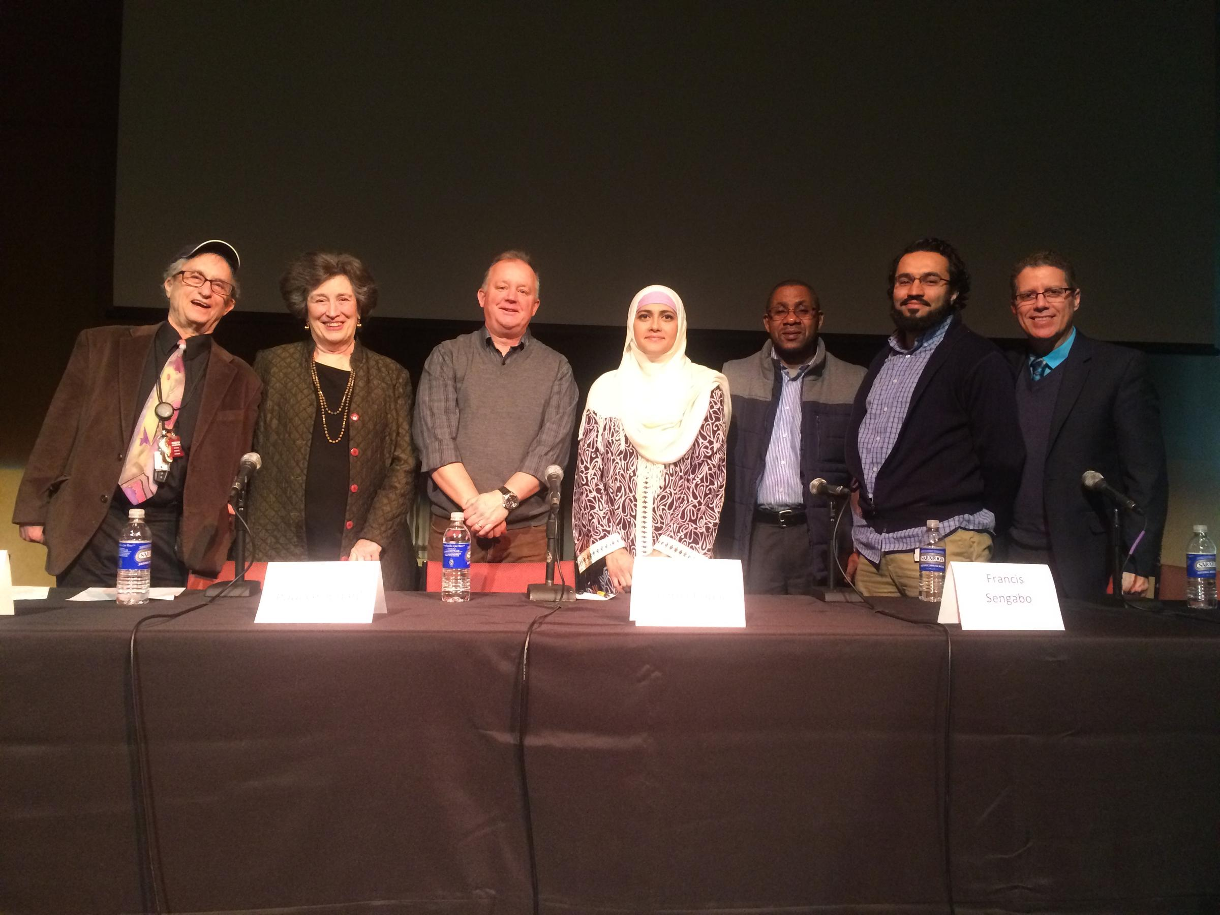 """A City Of Immigrants"" Panel"