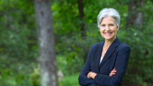 Green Party Candidate For President Dr. Jill Stein
