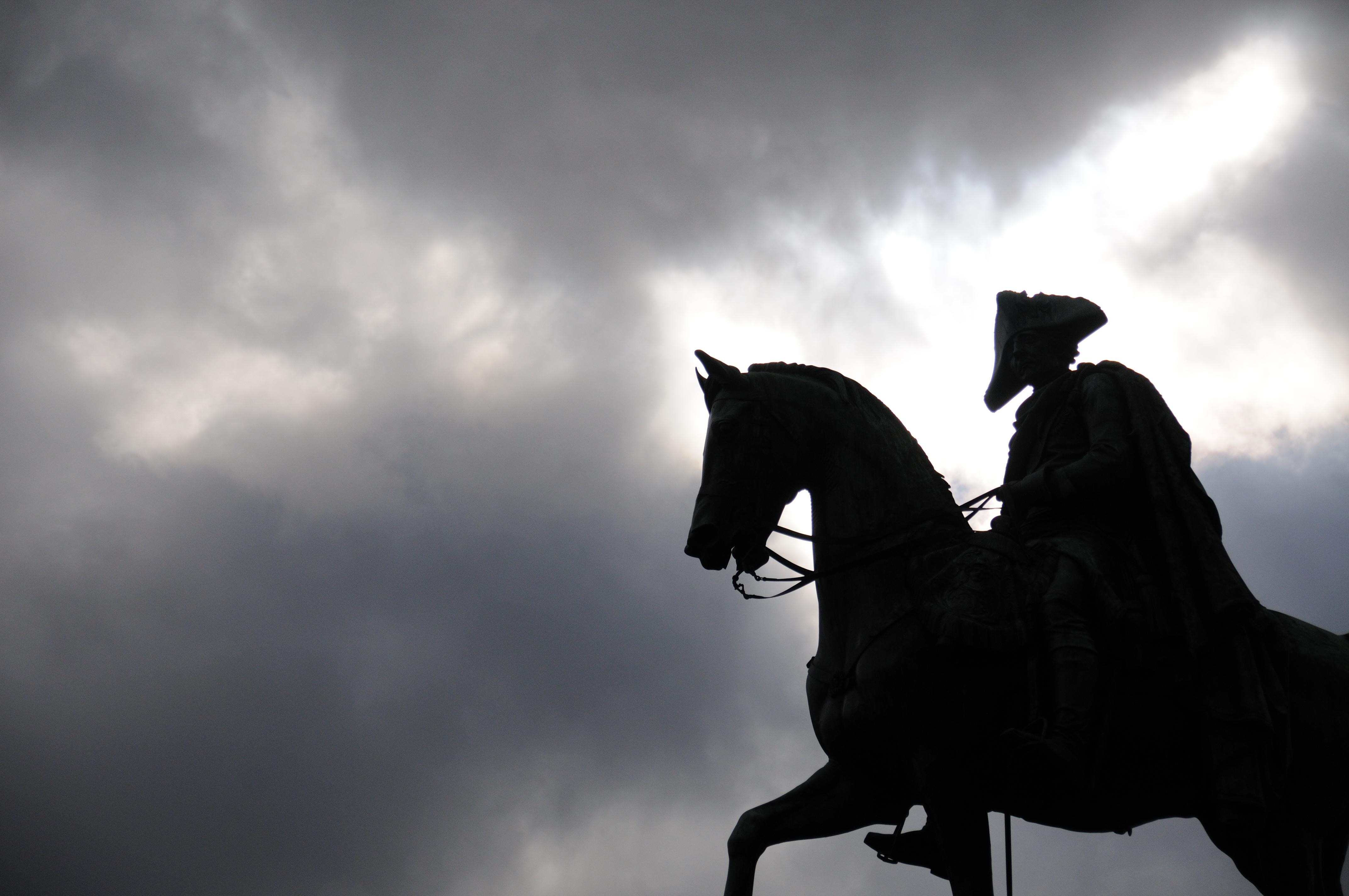 The Horseman Of Leeds