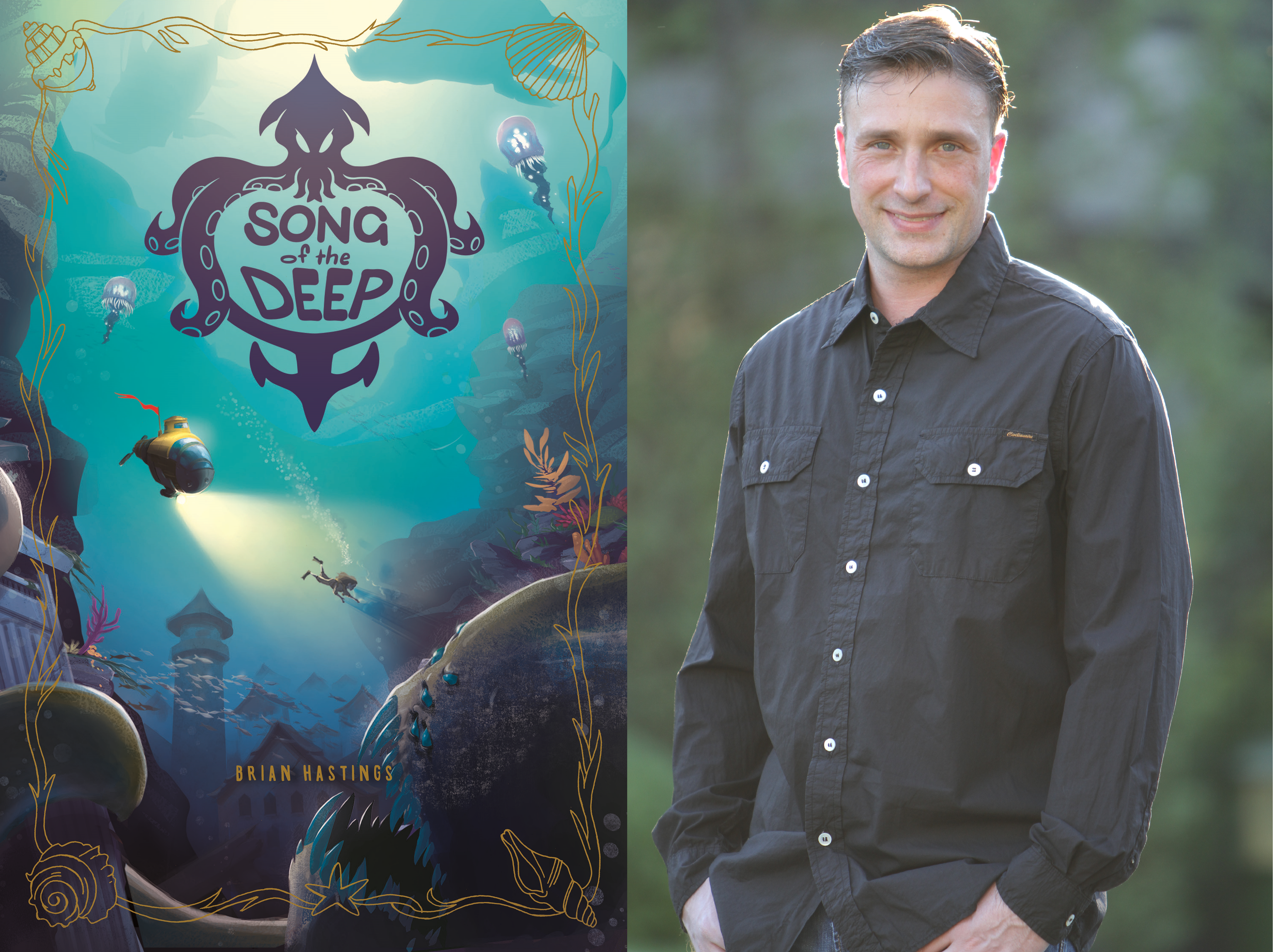 Engineering & Girls In Song Of The Deep