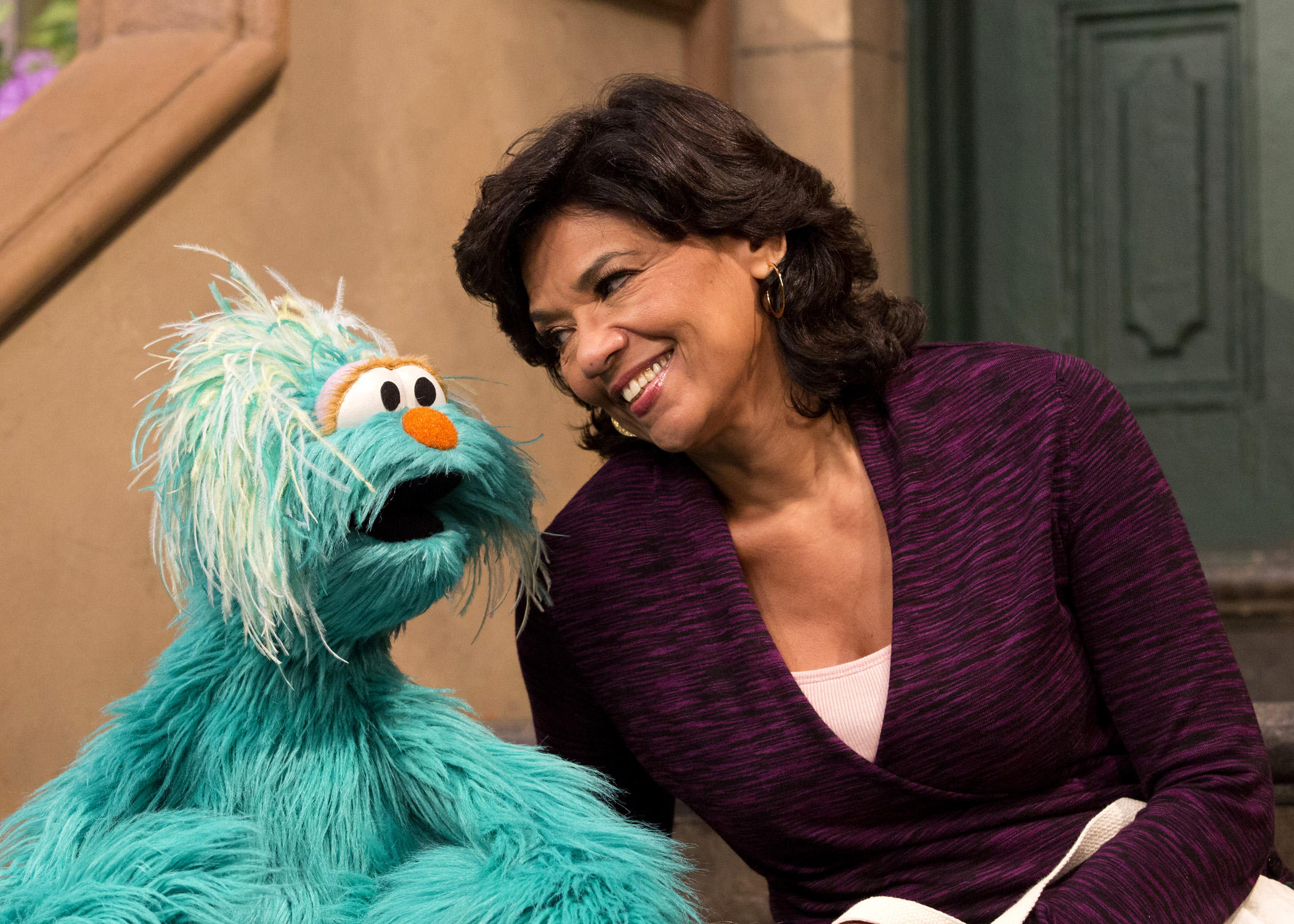 "#1356 ""Maria Says Goodbye To Sesame Street"""