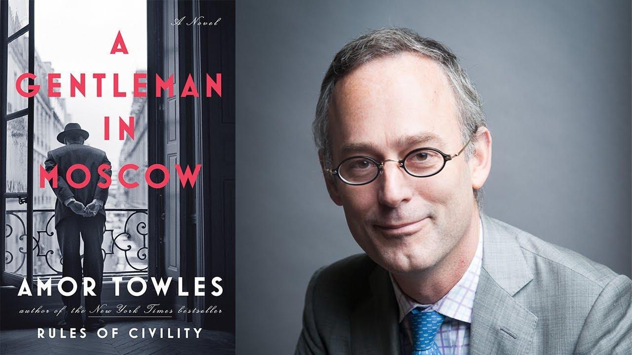 #1473 – Amor Towles
