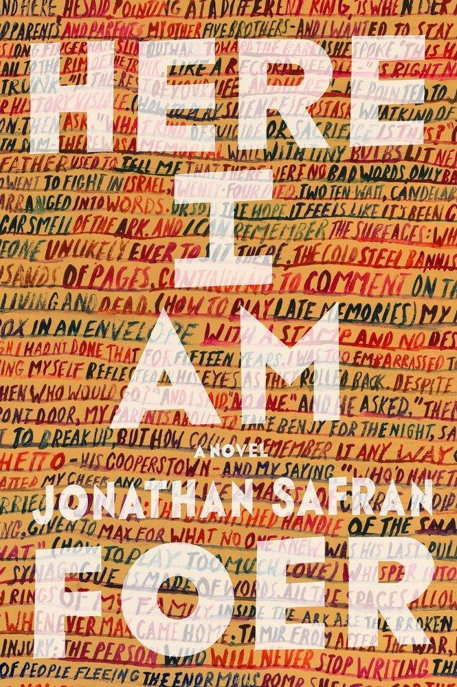 #1477 – Jonathan Safran Foer