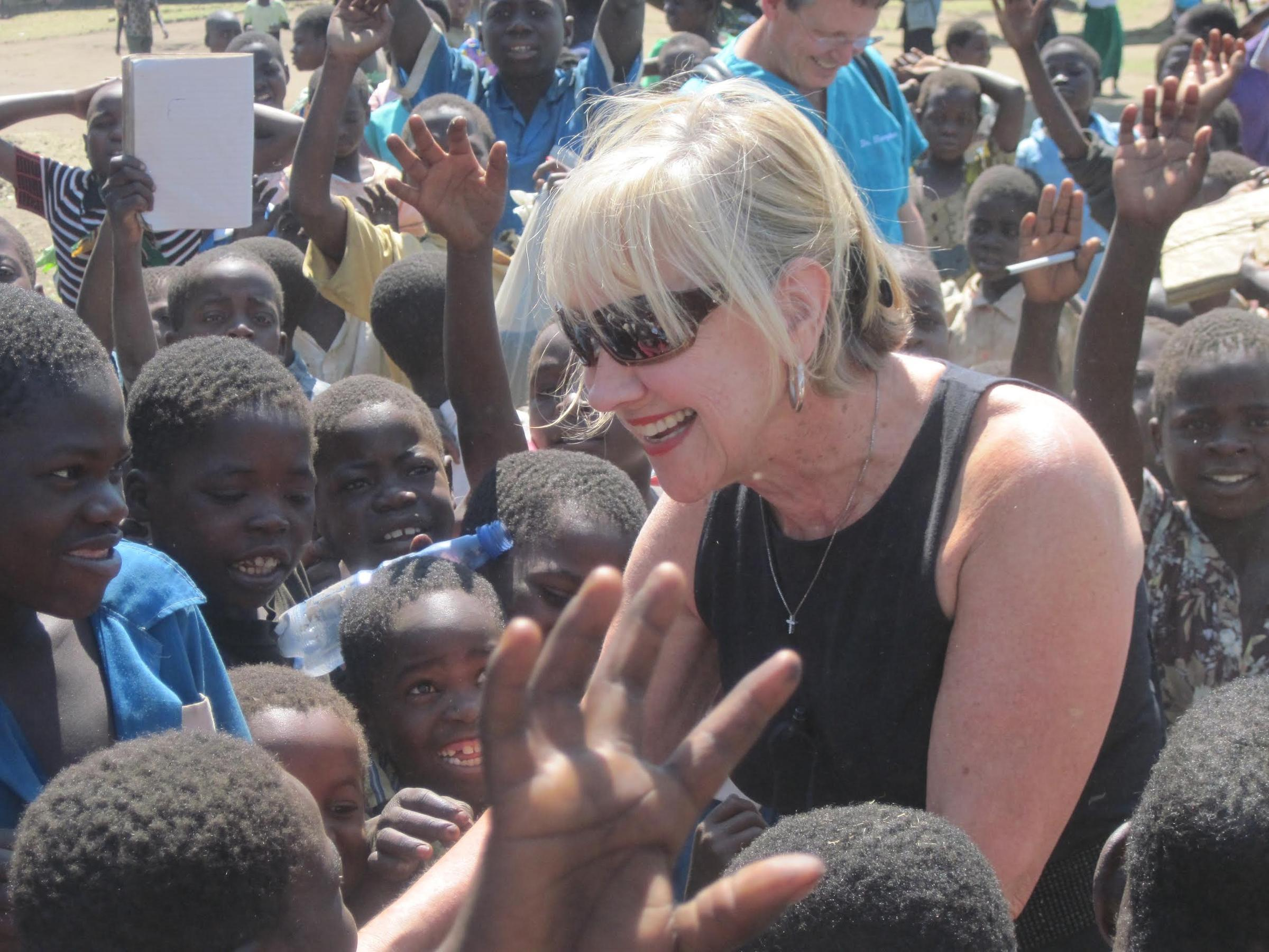 #1427: Women Help In Haiti, Malawi And Another Woman Is Helped By Martin