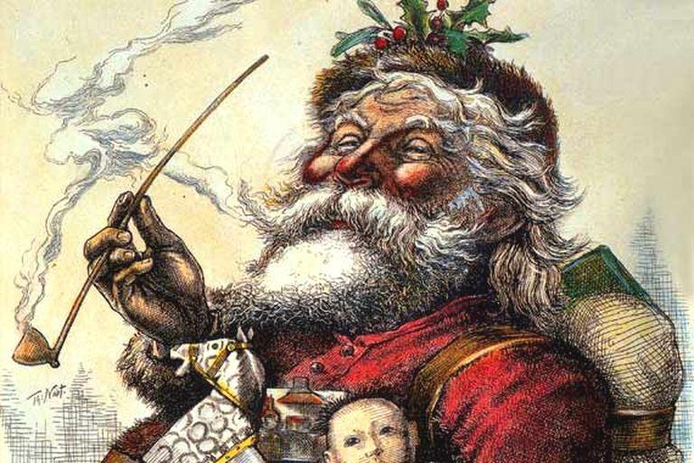 Santa On The Hudson