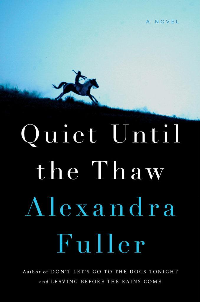 #1537 – Alexandra Fuller