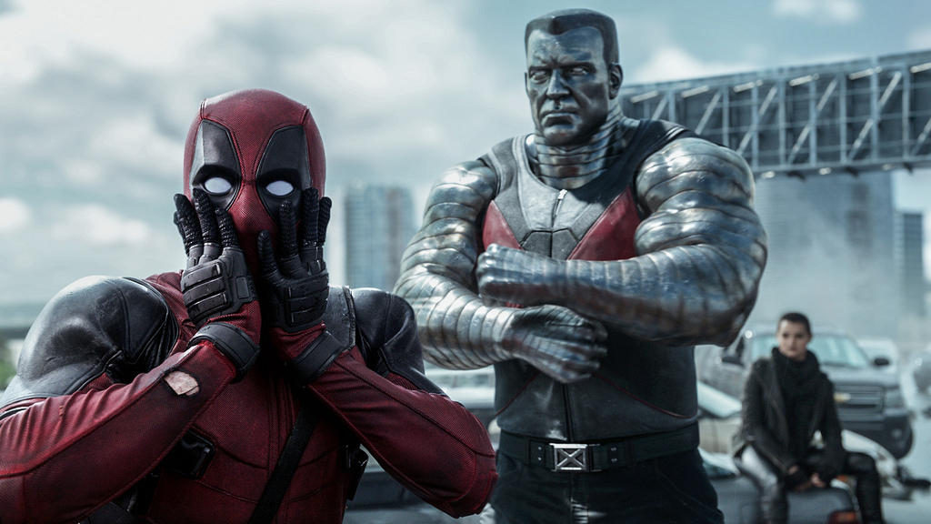 Deadpool Creator Rob Liefeld Talks Golden Globes