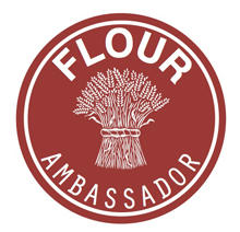 Amy Halloran Flour ambassador