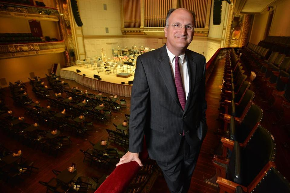 Mark Volpe, Managing Director Of The BSO