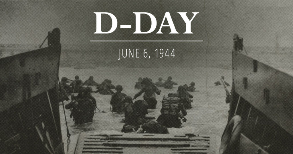 Dr's. Ivan Steen and Ann Pfau On D-Day And The Aftermath