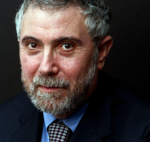 SPECIAL: Op-Ed Columnist For The New York Times Paul Krugman