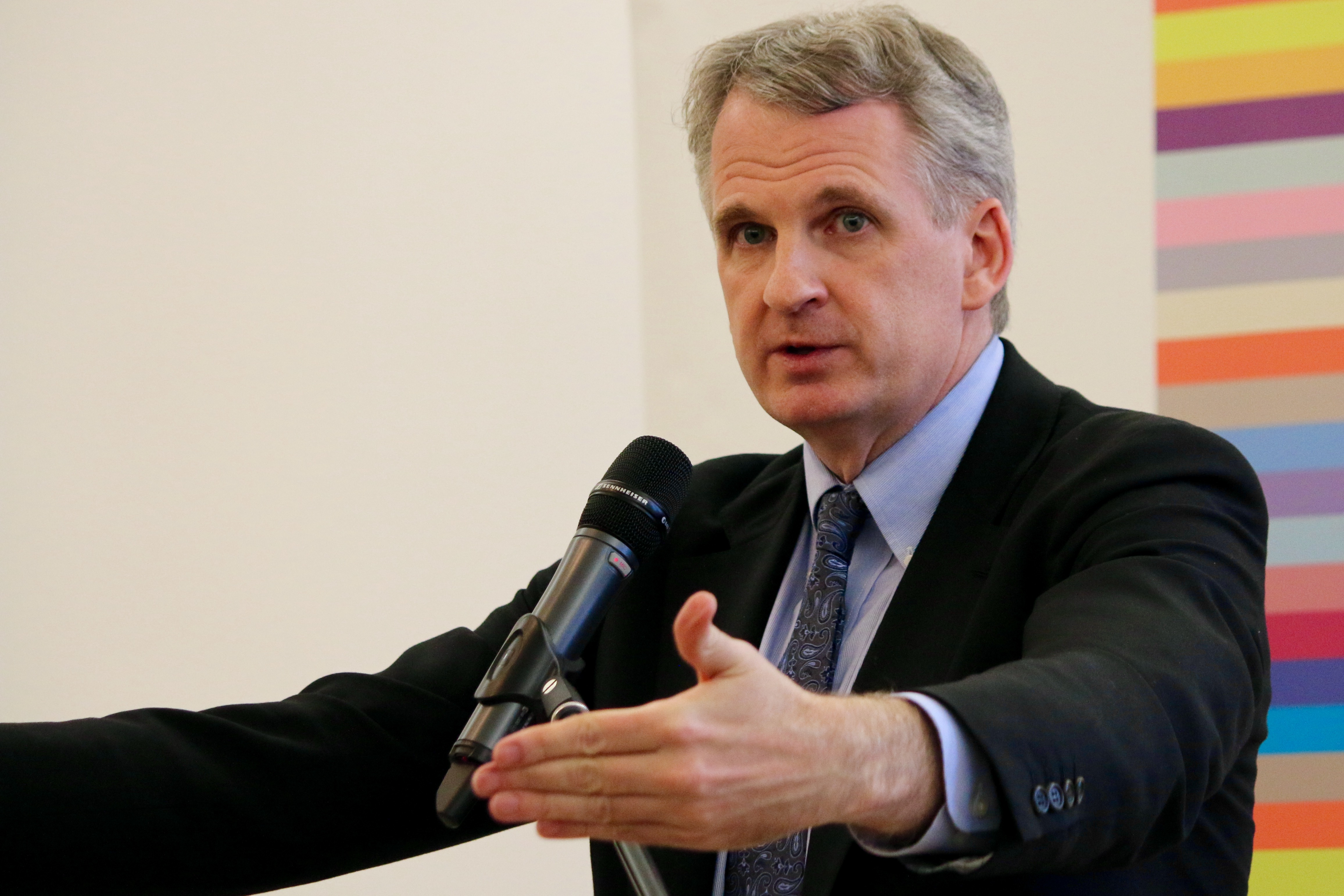 Yale Professor Timothy Snyder, Author Of On Tyranny