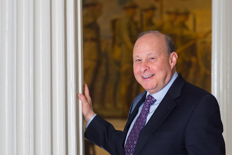 Massachusetts Senate President Stanley Rosenberg