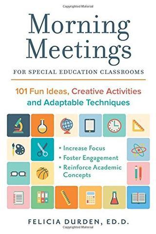 "#1410: ""Morning Meetings For Special Ed Classes"""