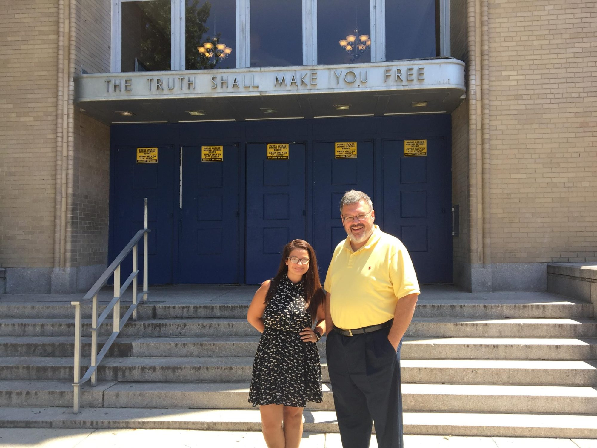 "#1407: ""A NYC High School Goes Coed After Nearly 60 Years"""