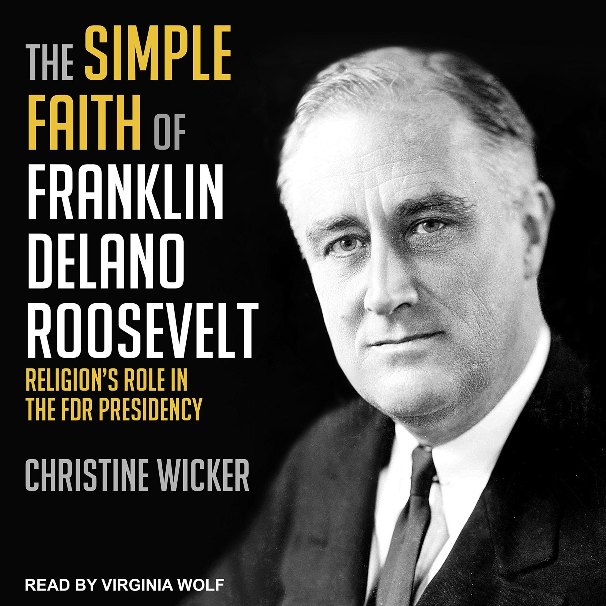 FDR Author Christine Wicker