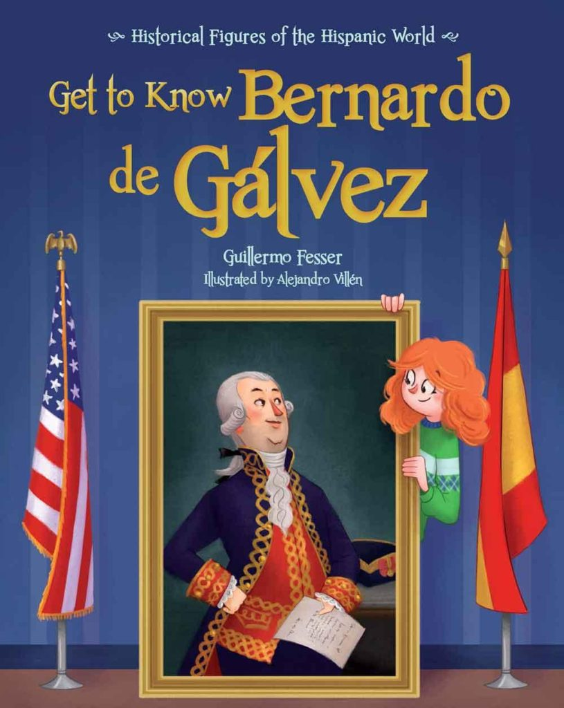 "#1414: ""I'm Bernardo deGalvez, Who Are You?"""