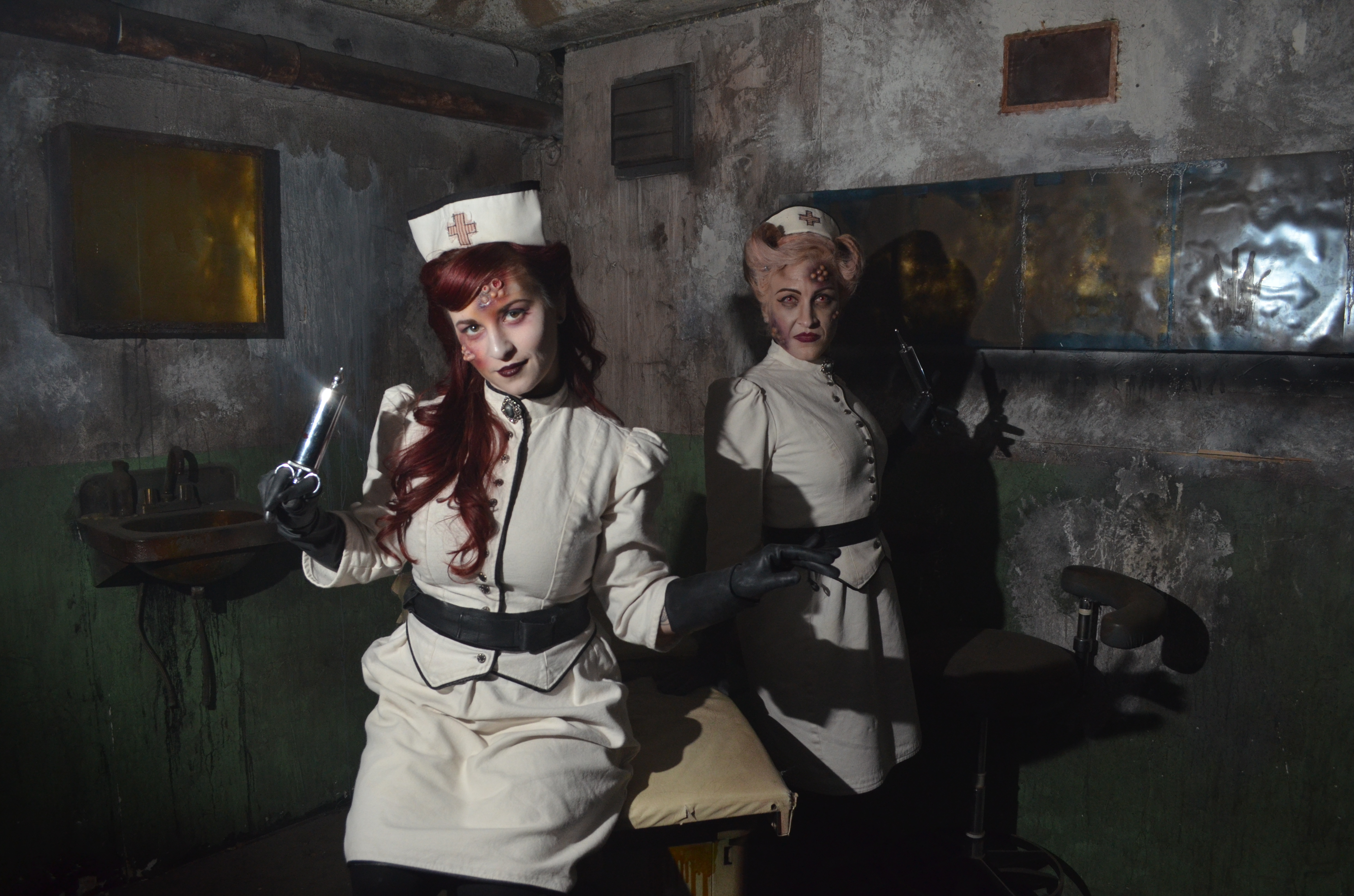 CREDIT: Terror Behind the Walls at Eastern State Penitentiary