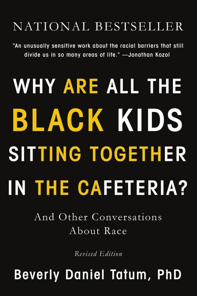 """#1413: """"Why Are All The Black Kids Sitting Together In The Cafeteria?"""""""