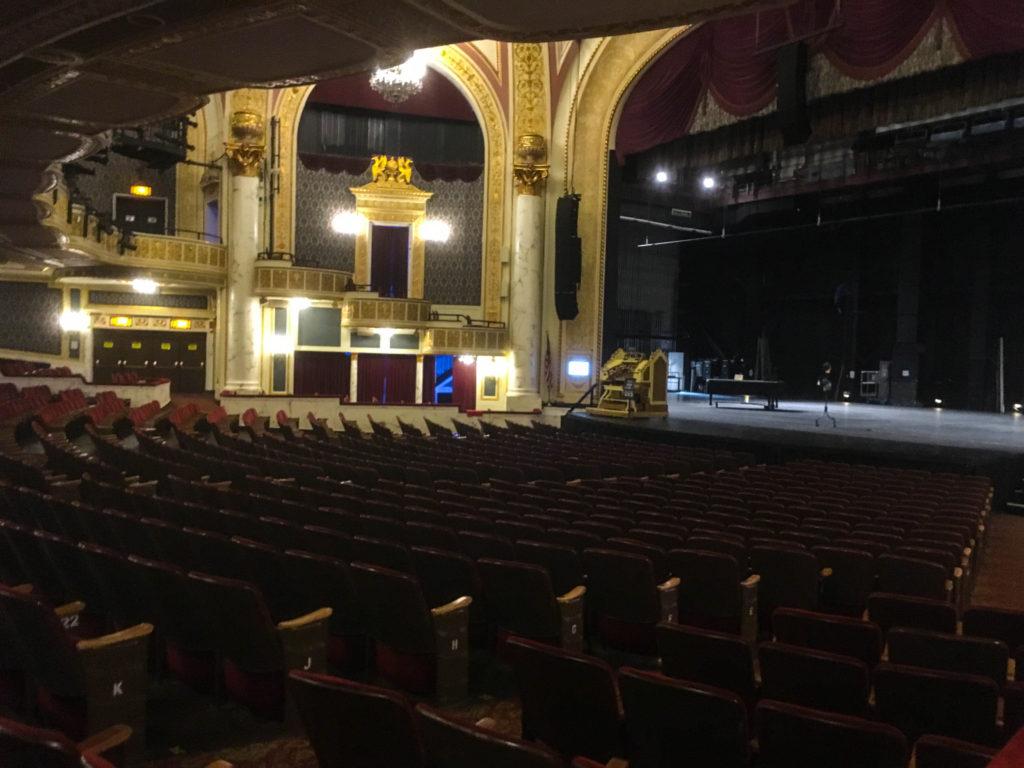 Theatre Ghosts: Proctors