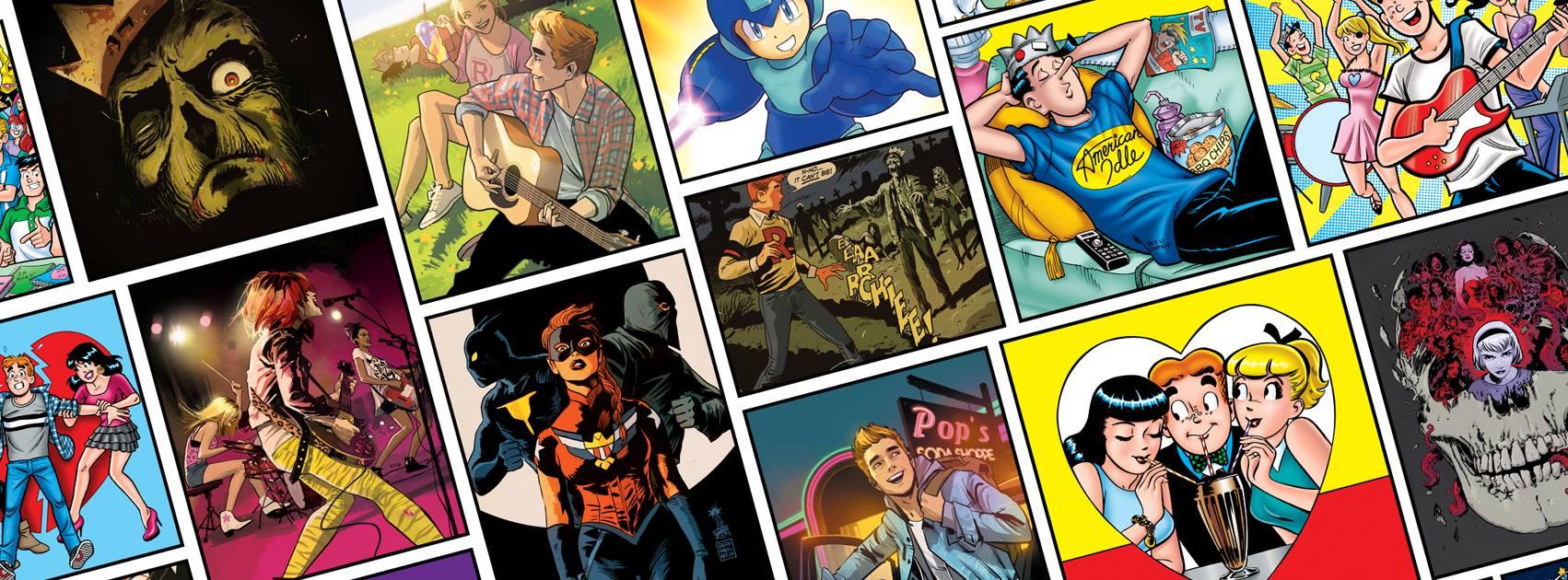How Archie Comics Got Its Groove Back