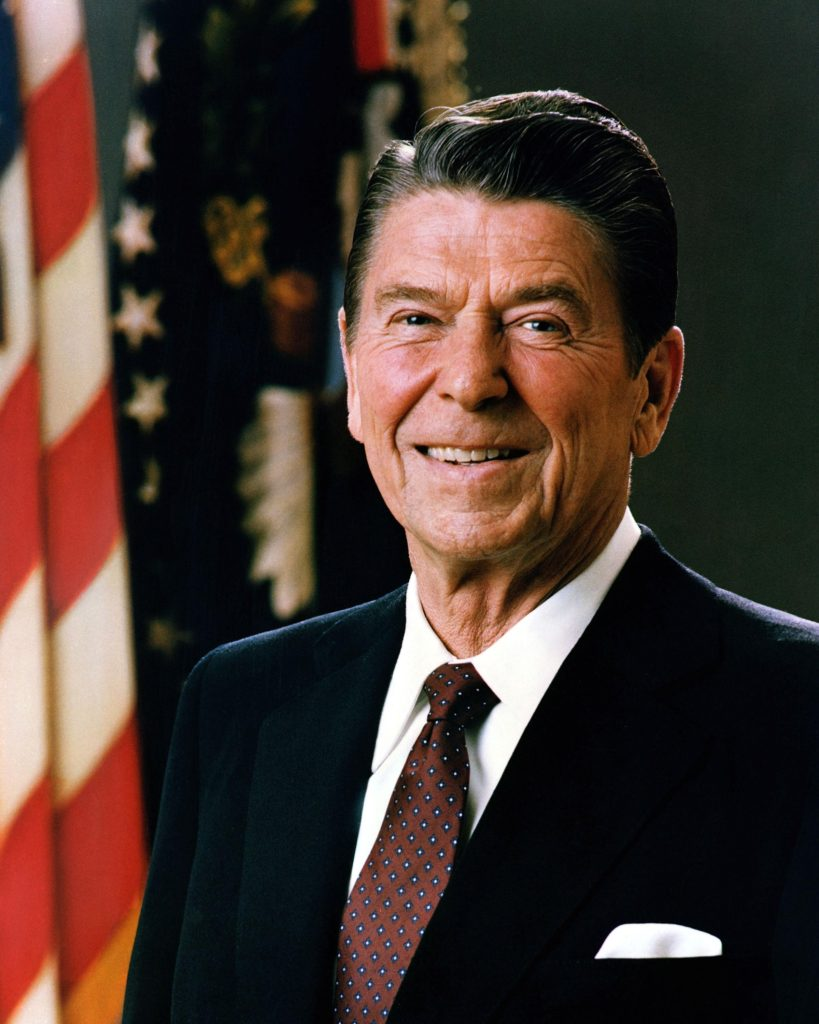 Power Of Words: Reagan Inaugural Address (with Lou Cannon)