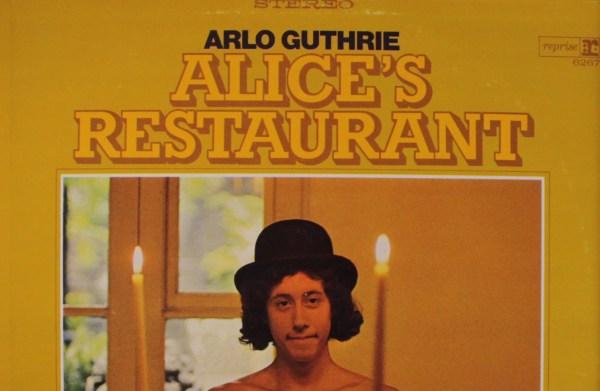 Folk Icon Arlo Guthrie