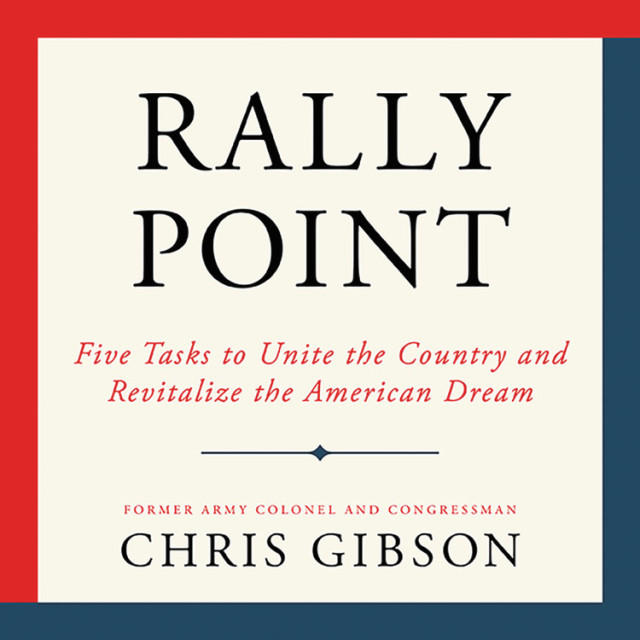 Former Congressman And Author Chris Gibson