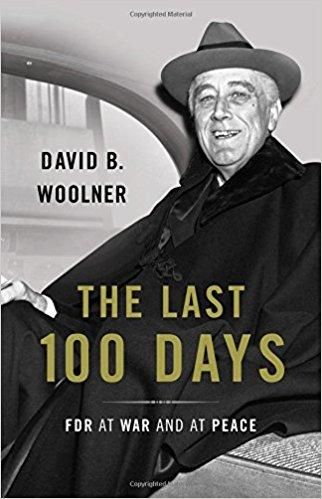 FDR Author And Historian Dr. David Woolner