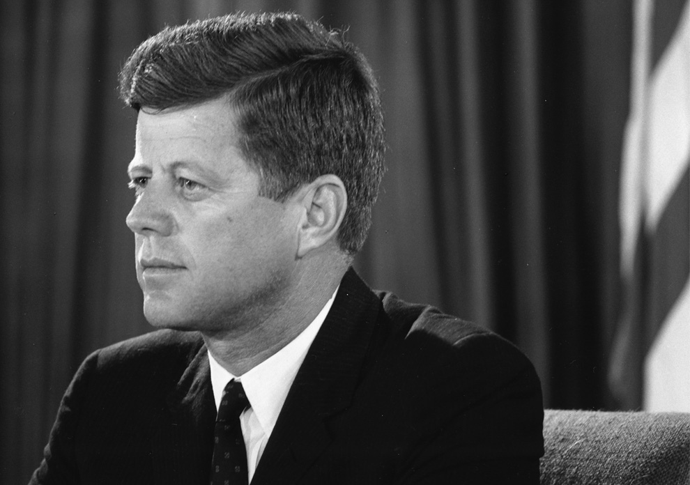 Power Of Words: President John F. Kennedy – West Berlin Speech