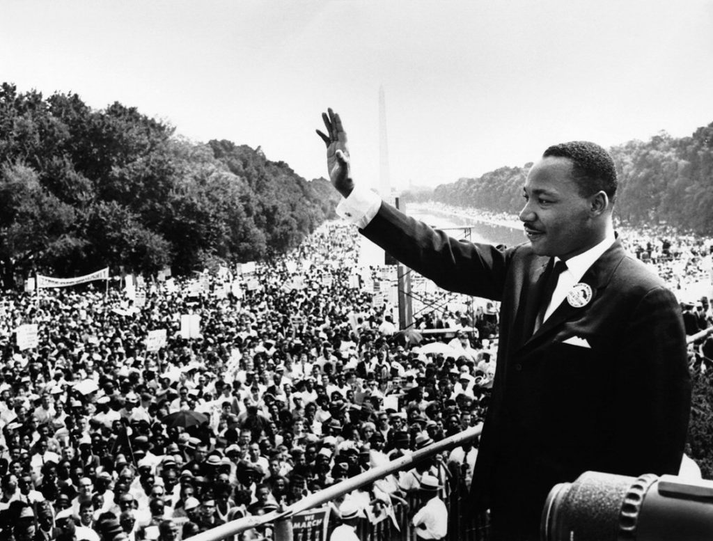 Power Of Words: Dr. Martin Luther King Jr. – I Have A Dream Speech
