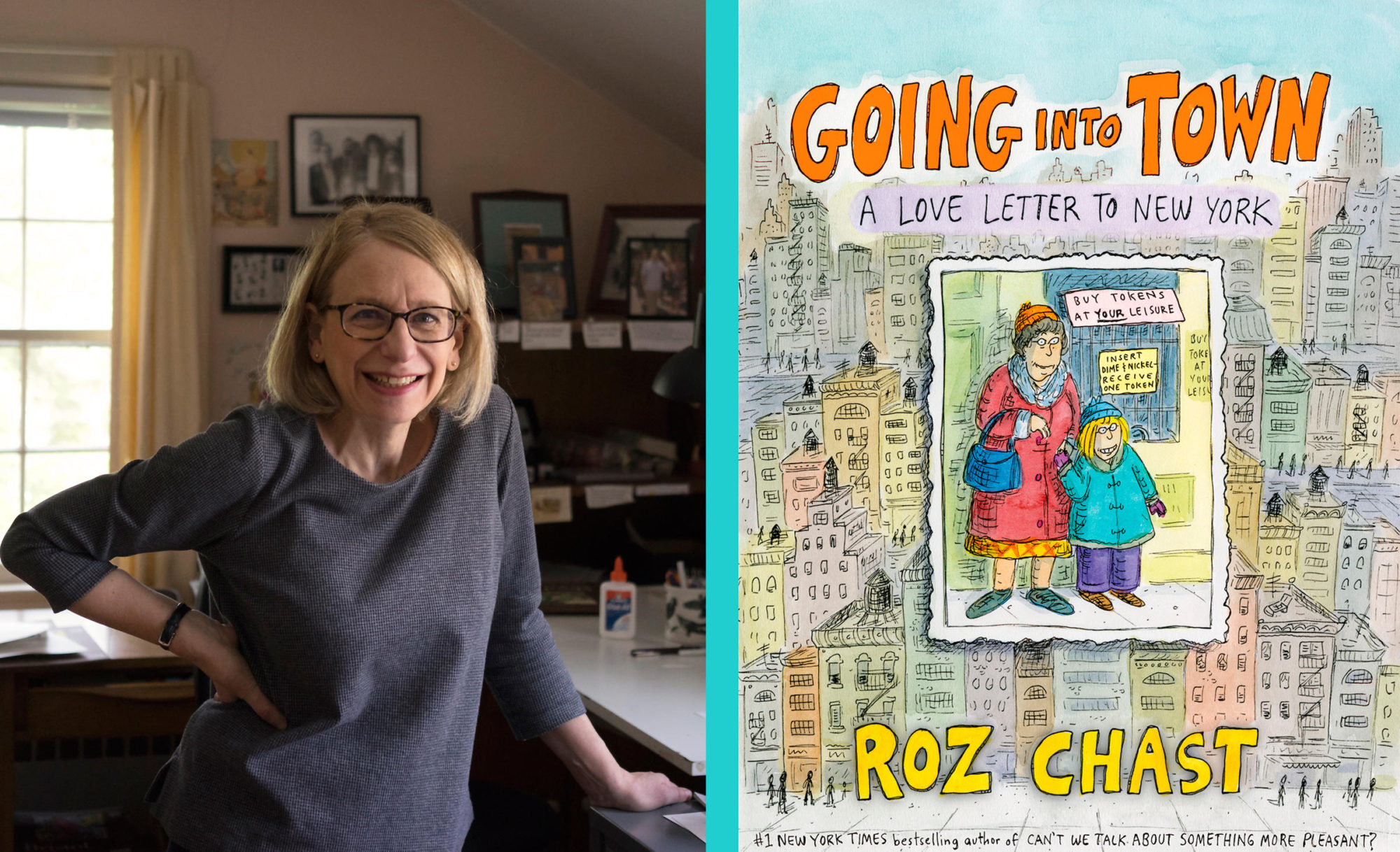 #1538 – Roz Chast
