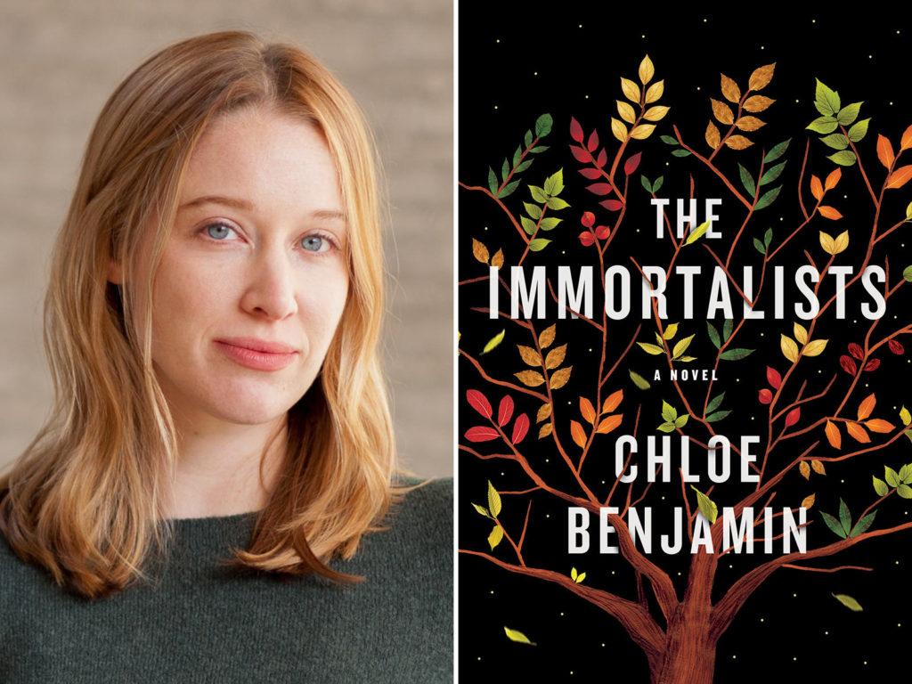 #1545 – Chloe Benjamin