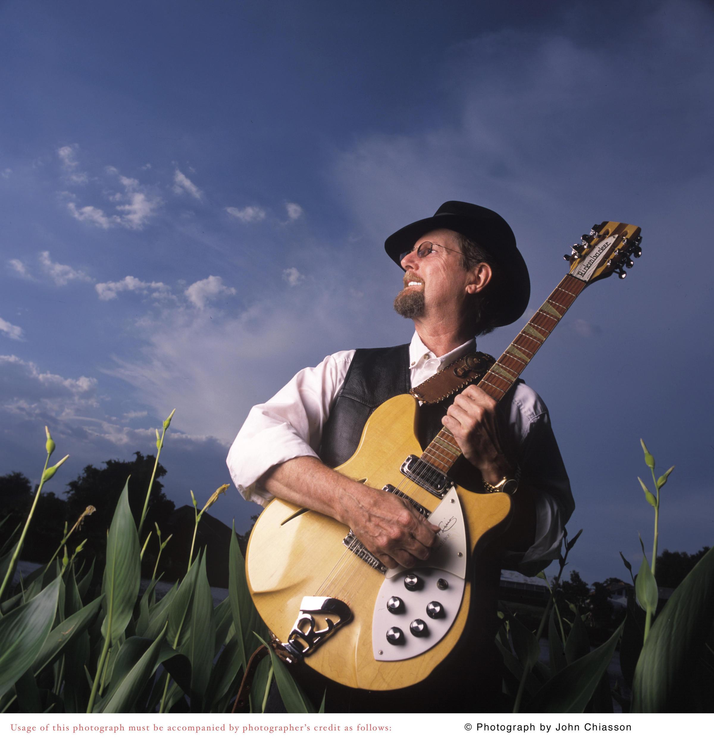 Folk Musician Roger McGuinn