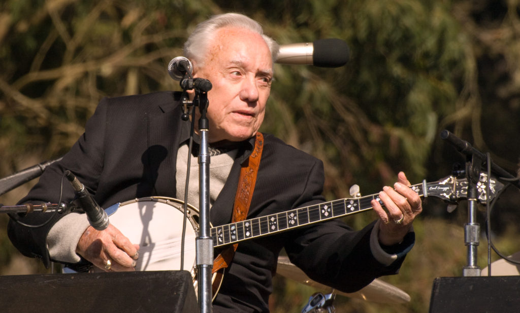 Bluegrass Legends Earl Scruggs & Ralph Stanley