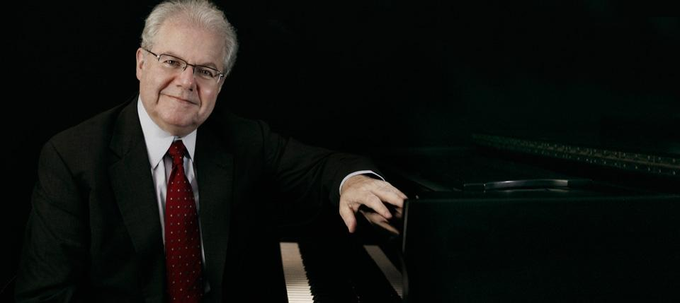 World Renowned Pianist Emanuel Ax