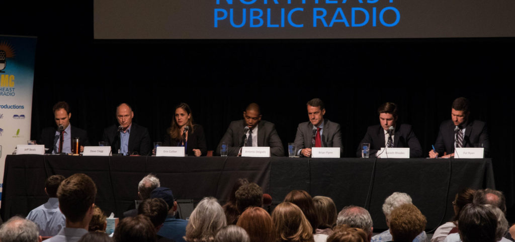 The NY-19 Democratic Candidate Debate