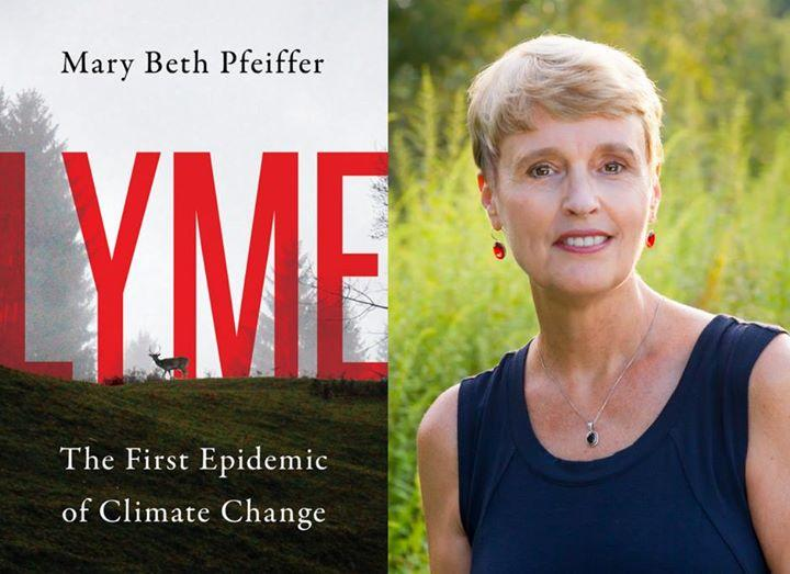 Investigative Journalist And Author Mary Beth Pfeiffer