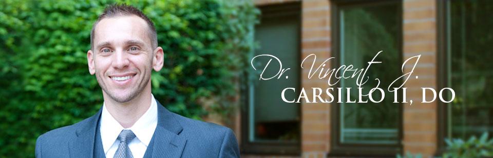 Nephrologist Dr. Vincent Carsillo