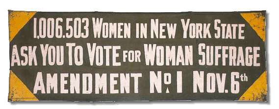 The Women's Rights Movement: From Seneca Falls To Today