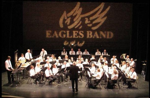 The Eagles Band Trombone Ensemble