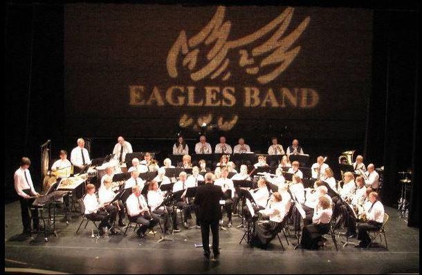 The Eagles Band Trombone Ensemble