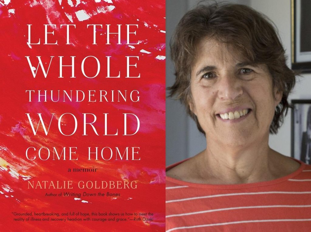 #1566 – Natalie Goldberg