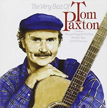Folk Legend Tom Paxton