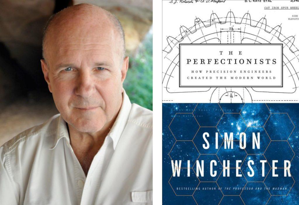 #1565 – Simon Winchester